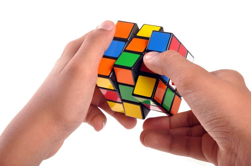 Fun facts about the Rubik's Cube